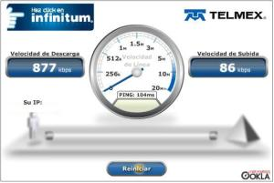 test BA Telmex